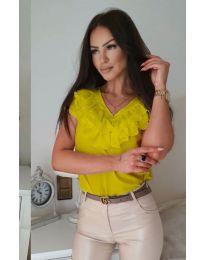 T-shirts - kod 388 - yellow