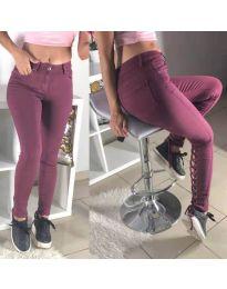 Jeans - kod 043 - bordeaux