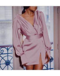Dresses - kod 492 - pink