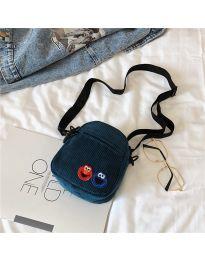 Bag - kod B73 - turquoise