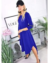 Dresses - kod 727 - sky blue