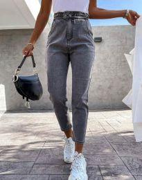 Jeans - kod 4509 - 1 - gray