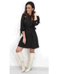 Dresses - kod 563 - black