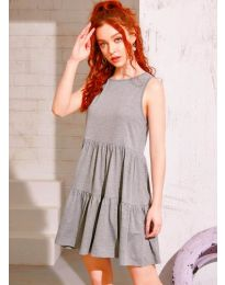 Dresses - kod 4471 - gray