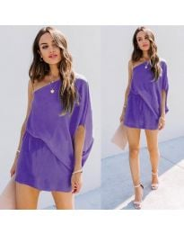Dresses - kod 9933 - purple