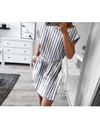 Dresses - kod 1035 - gray