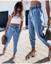 Jeans - kod 3857 - 1 - sky blue