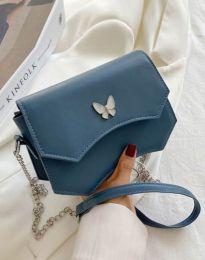 Bag - kod B434 - turquoise