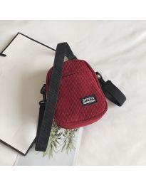 Bag - kod B73 - bordeaux
