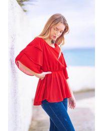 T-shirts - kod 504 - red
