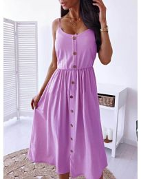 Dresses - kod 5057 - purple