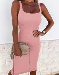 Dresses - kod 8899 - pink