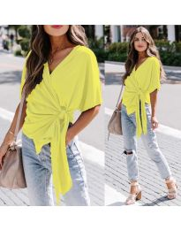 Blouses - kod 0009 - yellow