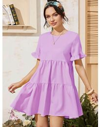 Dresses - kod 0033 - purple