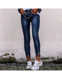 Jeans - kod 3409 - 1 - sky blue