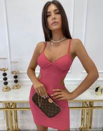 Dresses - kod 11808 - pink