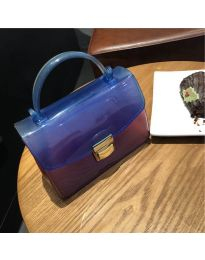 Bag - kod B107 - sky blue
