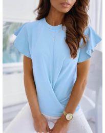 T-shirts - kod 515 - light blue