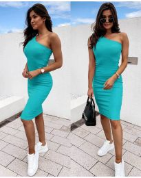 Dresses - kod 0208 - light blue