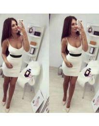 Dresses - kod 018 - white