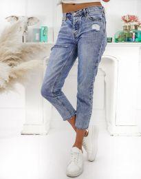 Jeans - kod 4279 - 1 - sky blue