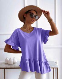 T-shirts - kod 0317 - purple