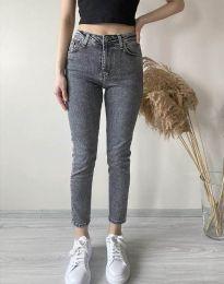 Jeans - kod 4125 - 1 - gray