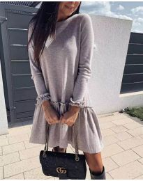 Dresses - kod 350 - gray