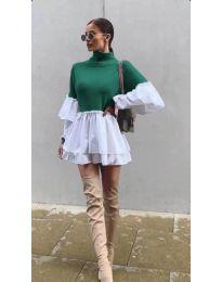 Dresses - kod 1188 - green