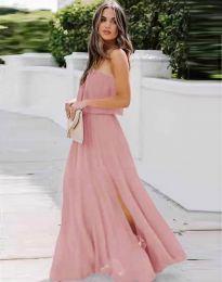 Dresses - kod 8871 - pink