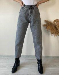 Jeans - kod 2481 - 1 - gray