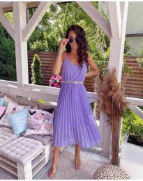 Dresses - kod 716 - purple