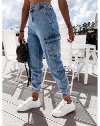 Jeans - kod 3979 - 1 - sky blue