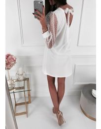 Dresses - kod 144 - white