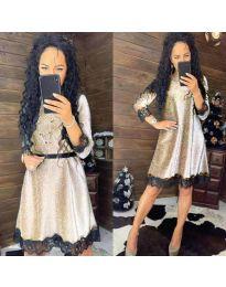 Dresses - kod 1426 - light grey