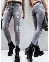 Jeans - kod 4133 - 1 - gray