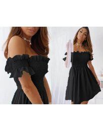 Dresses - kod 0310 - black