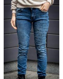 Jeans - kod 7772 - 1 - sky blue