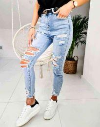 Jeans - kod 4501 - 1 - sky blue