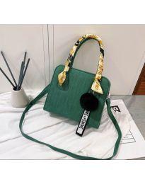 Bag - kod B92 - green