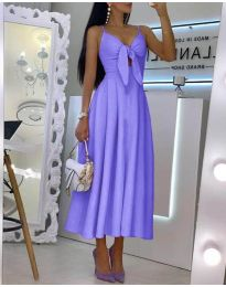 Dresses - kod 2239 - purple
