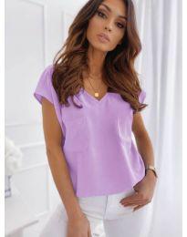 T-shirts - kod 920 - purple