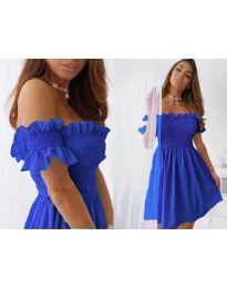 Dresses - kod 0310 - dark blue