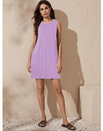 Dresses - kod 3075 - purple