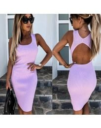 Dresses - kod 692 - purple