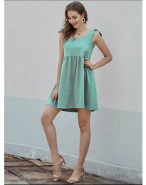 Dresses - kod 2255 - green