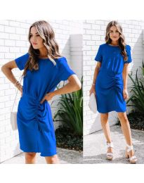 Dresses - kod 835 - dark blue