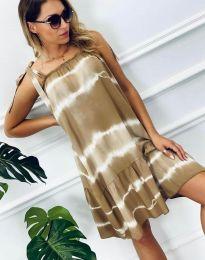 Dresses - kod 6426 - 2 - beige