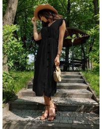 Dresses - kod 669 - black