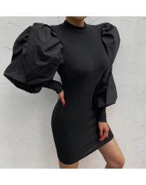 Dresses - kod 3561 - black